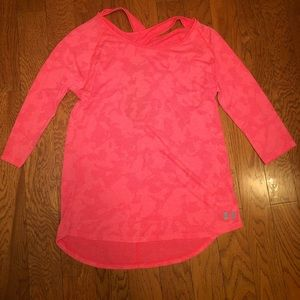 Under Armour shirt. Size small